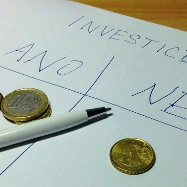 Investice nejsou sprosté slovo – Desatero investora